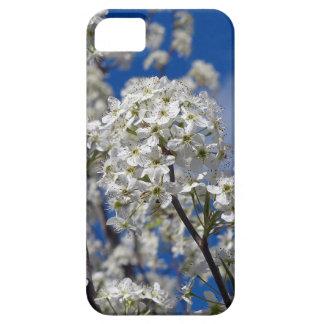 Capa Barely There Para iPhone 5 Flores da pera de Bradford