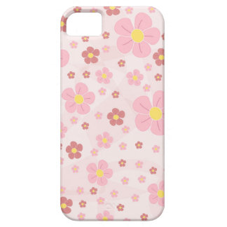 Capa Barely There Para iPhone 5 Flores mindinhos bonitos