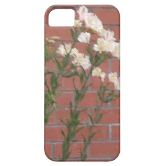 Capa Barely There Para iPhone 5 Flores no tijolo