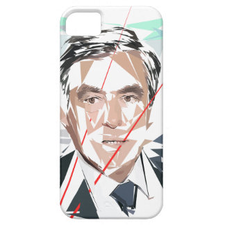 Capa Barely There Para iPhone 5 François Fillon antes Pénélope estraga