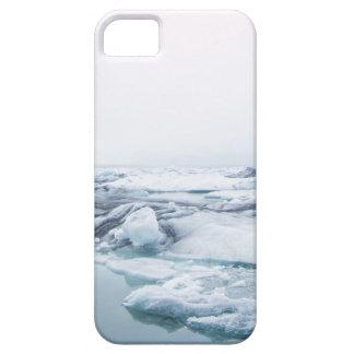 Capa Barely There Para iPhone 5 Geleiras de Islândia - branco