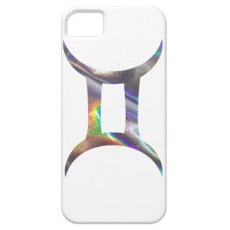 Capa Barely There Para iPhone 5 Gêmeos do holograma