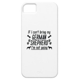 Capa Barely There Para iPhone 5 German shepherd