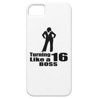 Capa Barely There Para iPhone 5 Girando 16 como um chefe