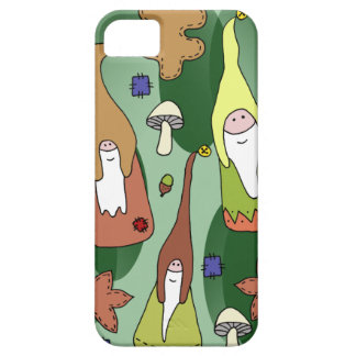Capa Barely There Para iPhone 5 Gnomos da floresta