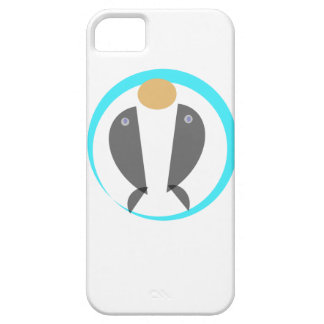 Capa Barely There Para iPhone 5 Golfinhos