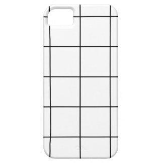 Capa Barely There Para iPhone 5 grade preta,    fundo branco