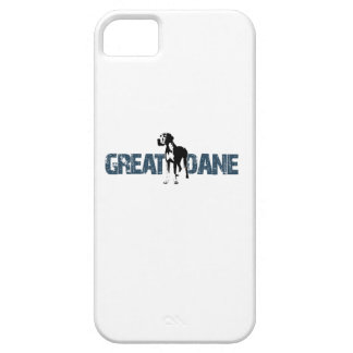 Capa Barely There Para iPhone 5 Great dane