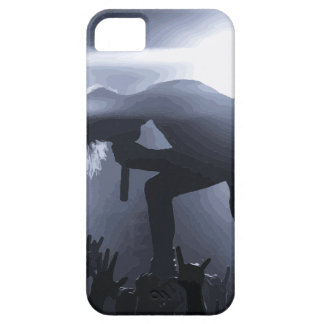 Capa Barely There Para iPhone 5 Grite-o para fora!