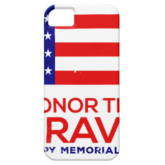 Capa Barely There Para iPhone 5 Grunge do Memorial Day