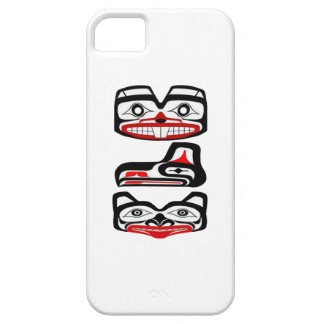 Capa Barely There Para iPhone 5 Identidade tribal