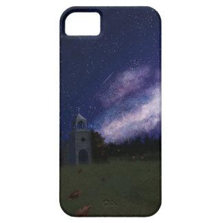 Capa Barely There Para iPhone 5 Igreja da queda
