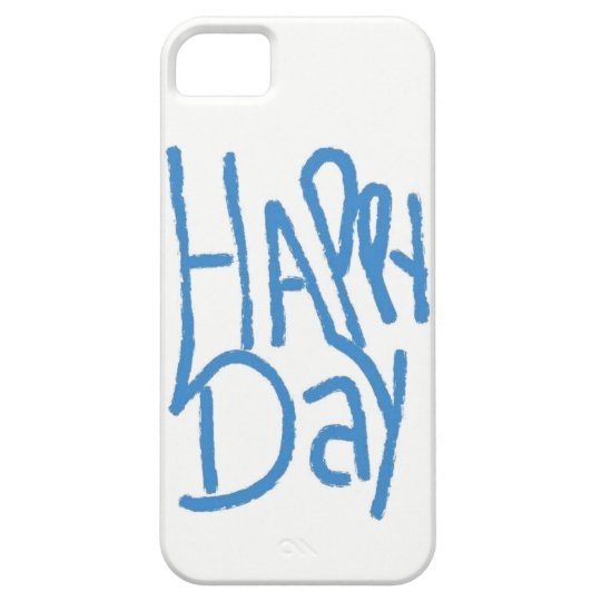 Capa Barely There Para iPhone 5 iHappy day
