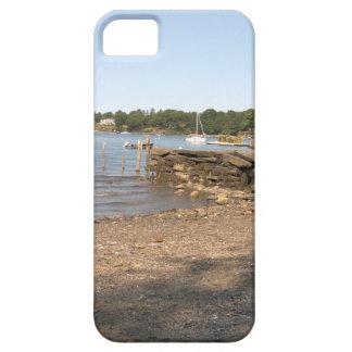 Capa Barely There Para iPhone 5 Ilha dos picos, MIM praia do clube