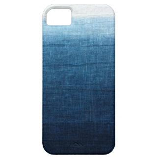 Capa Barely There Para iPhone 5 Índigo minimalista da aproximação 2