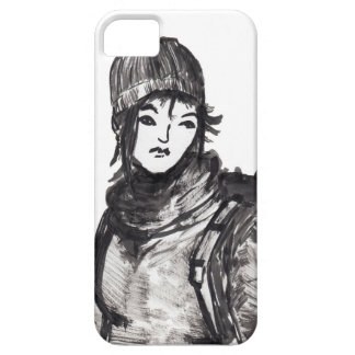Capa Barely There Para iPhone 5 Inverno nevado