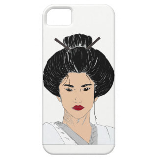 Capa Barely There Para iPhone 5 iphone case gueixa