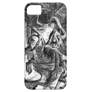 Capa Barely There Para iPhone 5 Jabberwocky