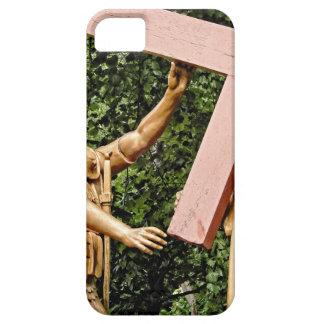 Capa Barely There Para iPhone 5 Jesus leva a cruz