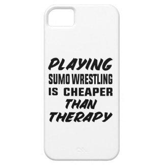 Capa Barely There Para iPhone 5 Jogar a luta de Sumo é mais barato do que a