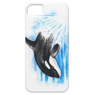 Capa Barely There Para iPhone 5 Jogo da orca