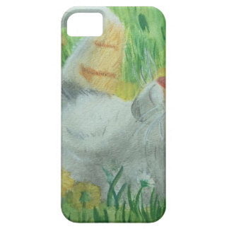 Capa Barely There Para iPhone 5 kittie_siesta