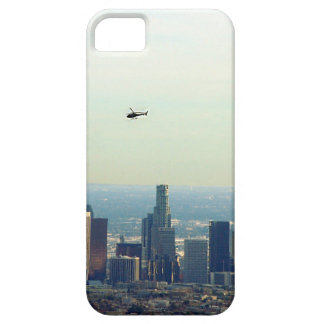 Capa Barely There Para iPhone 5 LA e helicóptero