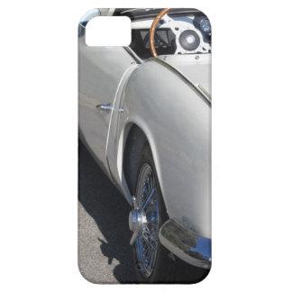 Capa Barely There Para iPhone 5 Lado esquerdo de um carro clássico britânico velho