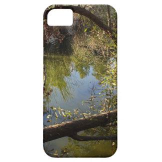 Capa Barely There Para iPhone 5 Lago 4 park da garganta de Franklin