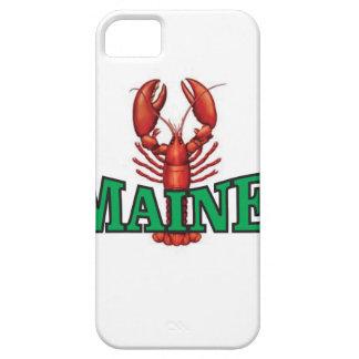 Capa Barely There Para iPhone 5 lagosta verde de Maine