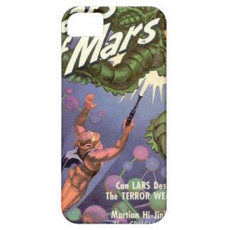 Capa Barely There Para iPhone 5 Lars de Marte e do monstro Inseto-eyed do