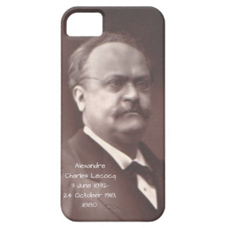 Capa Barely There Para iPhone 5 Lecocq 1880 de Alexandre Charles