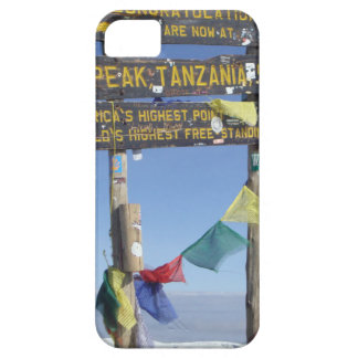 Capa Barely There Para iPhone 5 Letreiro na cimeira de Kilimanjaro kenya