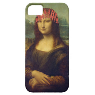 Capa Barely There Para iPhone 5 Lil Yachty Mona Lisa