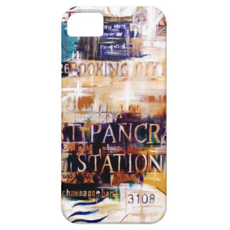 Capa Barely There Para iPhone 5 Londres - reis X