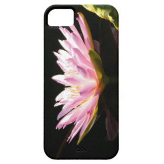Capa Barely There Para iPhone 5 Lotus cor-de-rosa Waterlily