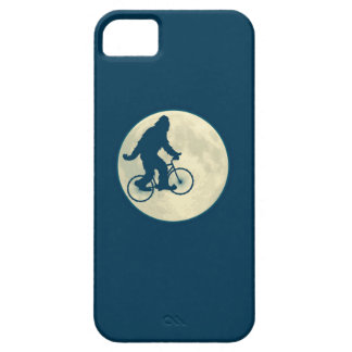 CAPA BARELY THERE PARA iPhone 5 LUA AZUL SQUATCH