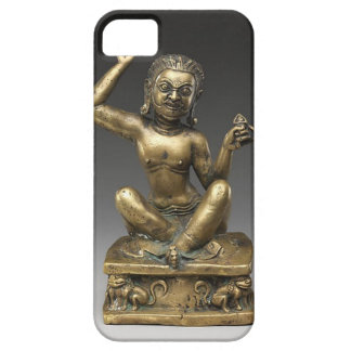 Capa Barely There Para iPhone 5 Mahasiddha, rei da flor