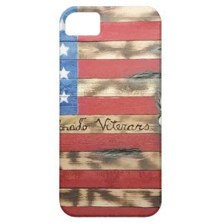 Capa Barely There Para iPhone 5 Main_Colorado_Veterans