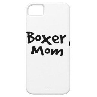 Capa Barely There Para iPhone 5 mamã do pugilista