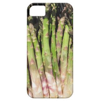 Capa Barely There Para iPhone 5 Mão fresca do aspargo escolhida do jardim
