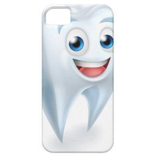 Capa Barely There Para iPhone 5 Mascote dental do dente