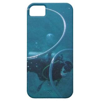 Capa Barely There Para iPhone 5 Mergulhador de mergulhador