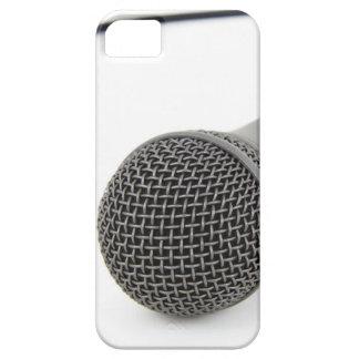Capa Barely There Para iPhone 5 Microfone - conversa a mim