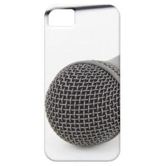 Capa Barely There Para iPhone 5 Microfone do estúdio
