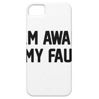 Capa Barely There Para iPhone 5 Minhas falhas