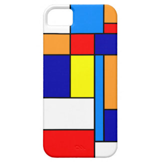 Capa Barely There Para iPhone 5 Mondrian #8