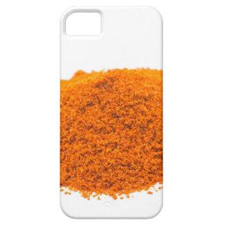 Capa Barely There Para iPhone 5 Montão do pó da pimenta de caiena da especiaria no
