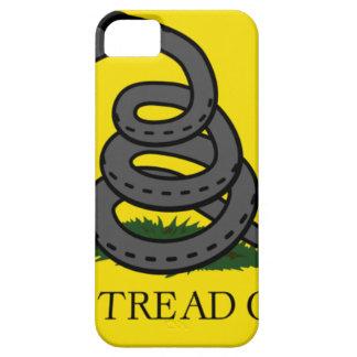 Capa Barely There Para iPhone 5 não fazem - tread-on-net2