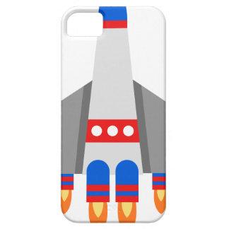 Capa Barely There Para iPhone 5 Navio de espaço